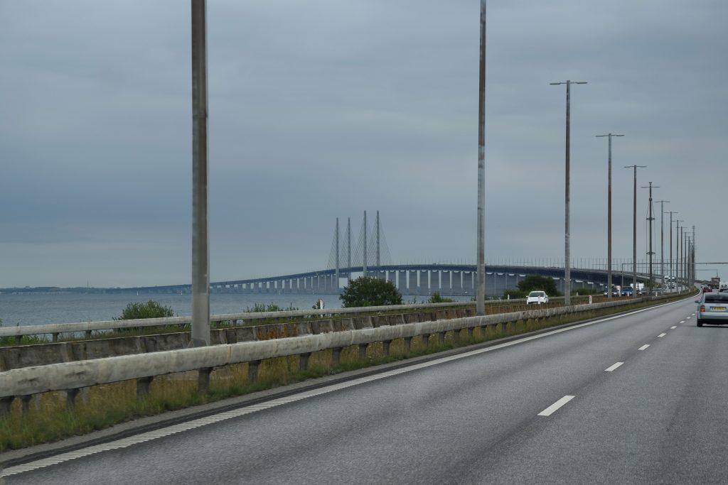 Öresundbrücke Dänemark