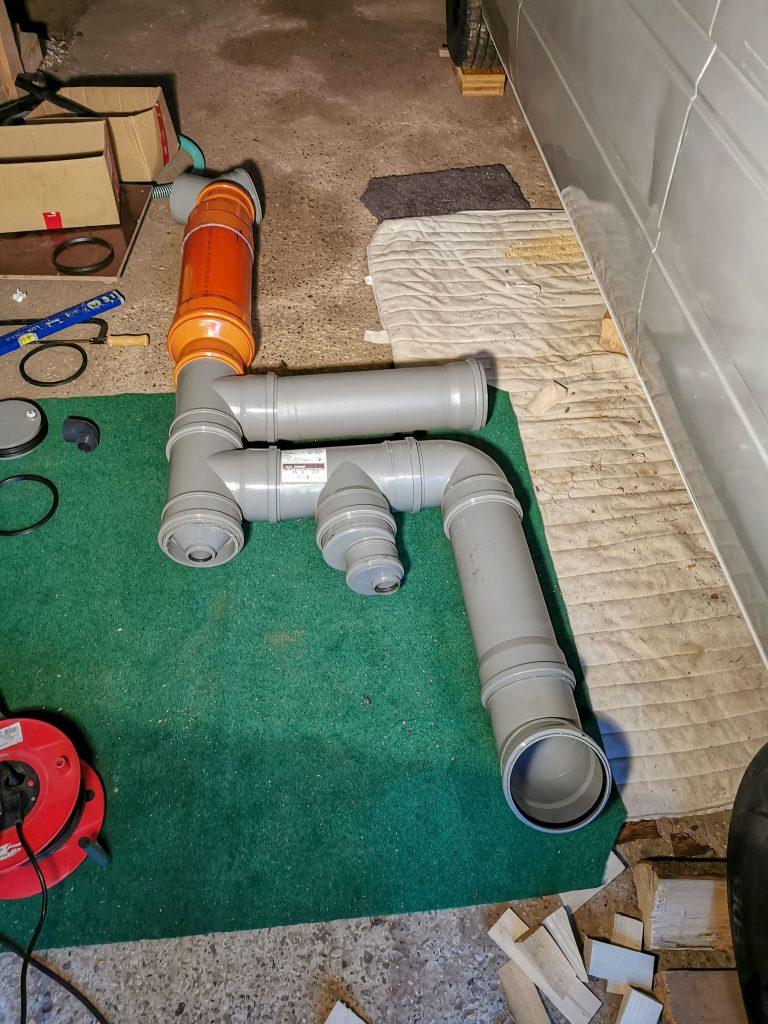 Abwassertank selbst bauen