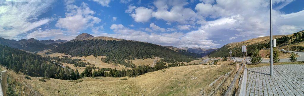 Andorra Ausblick