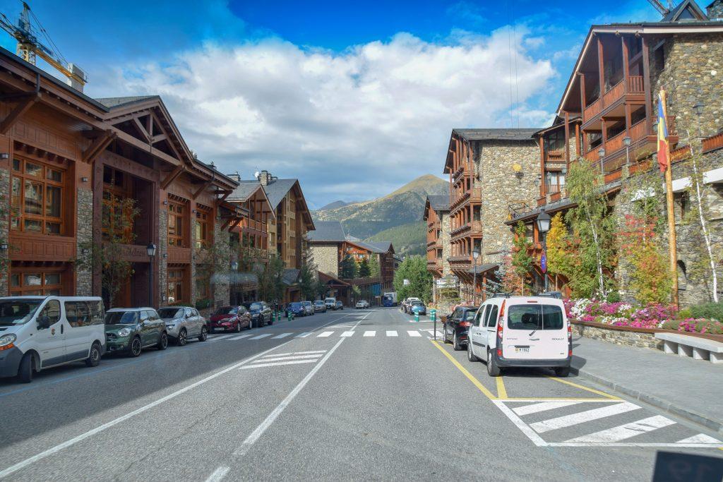 Andorra Skigebiet