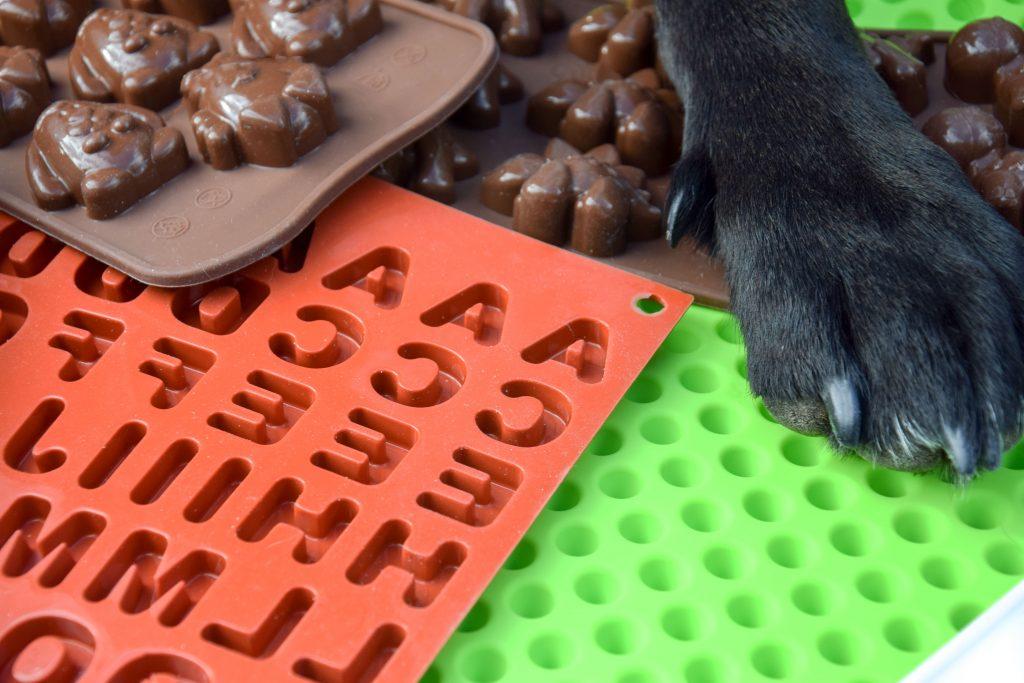 Backmatten Hundeleckerlies selber machen