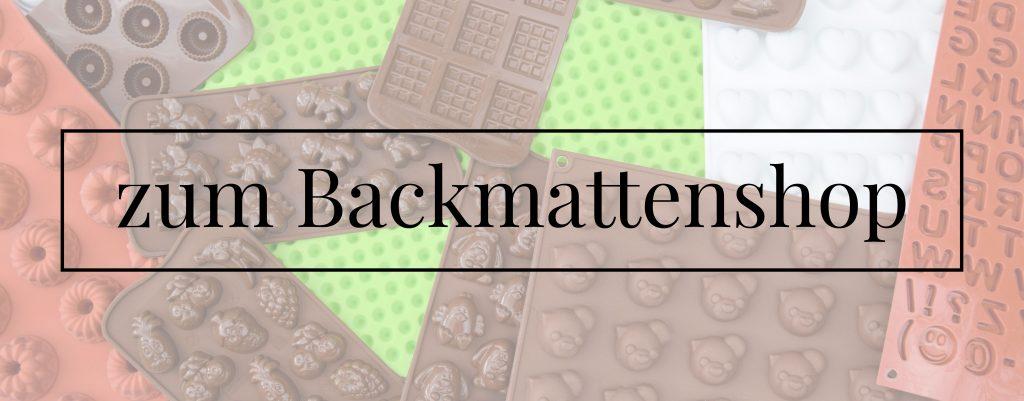 Banner Backmattenshop