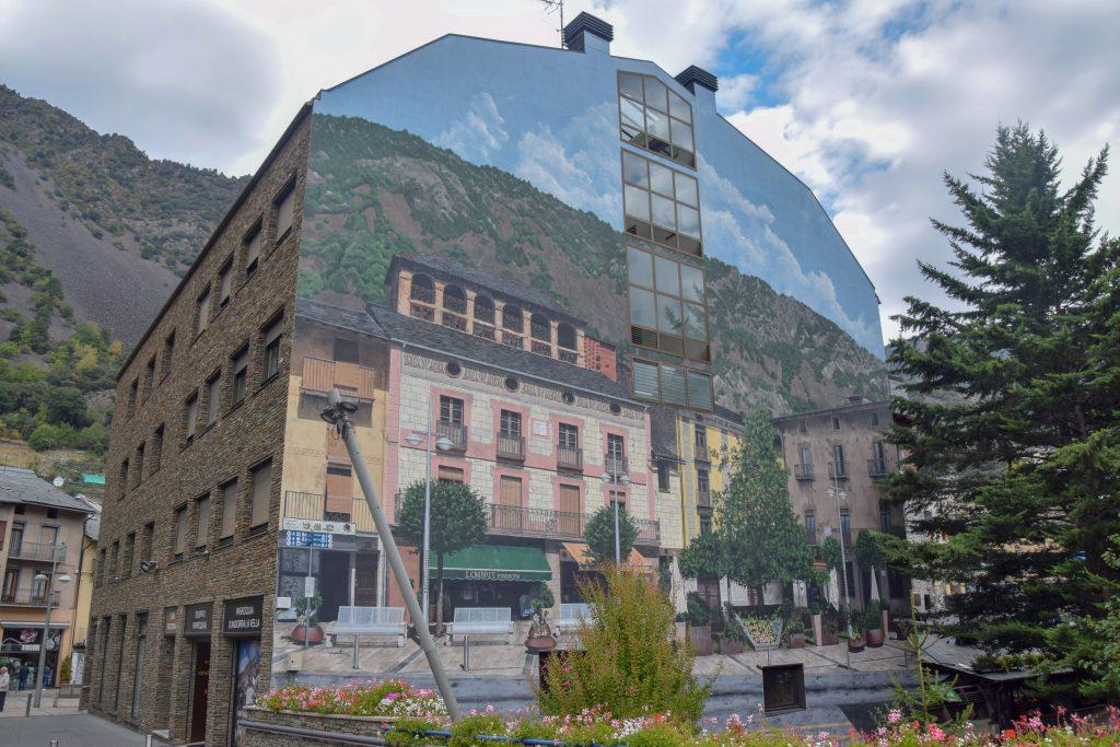 Besuch in Andorra