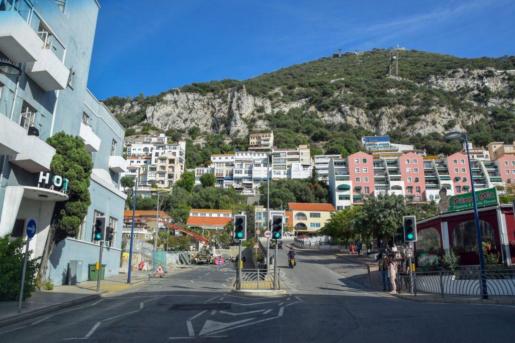 Besuch in Gibraltar