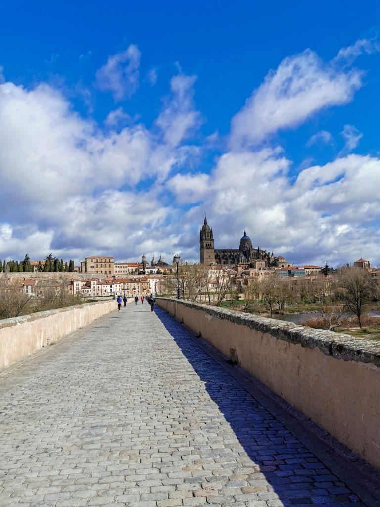 Besuch in Salamanca