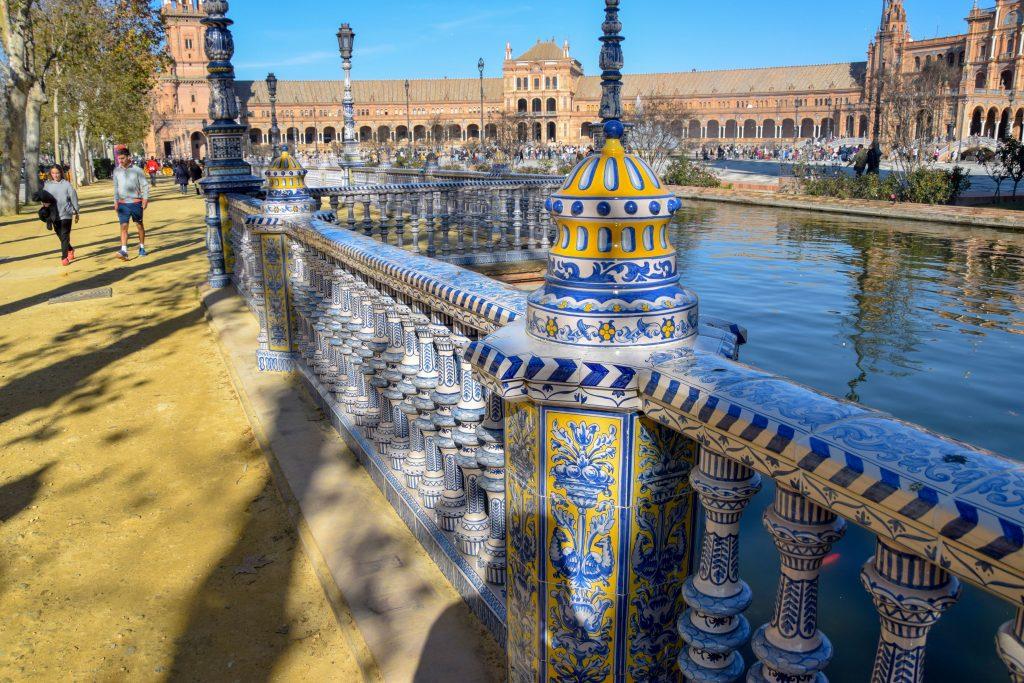 Besuch in Sevilla