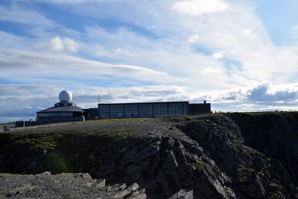 Besucherzentrum Nordkap