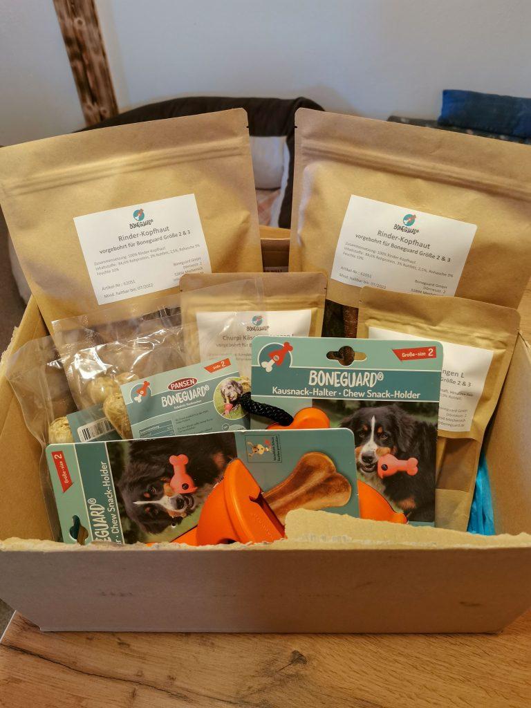 Boneguard Kausnackhalter für Hunde
