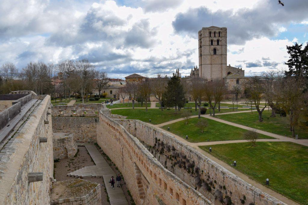 Burg von Zamora