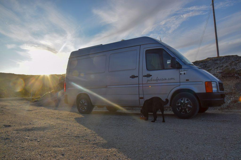 Camper Ausbau Basisfahrzeug