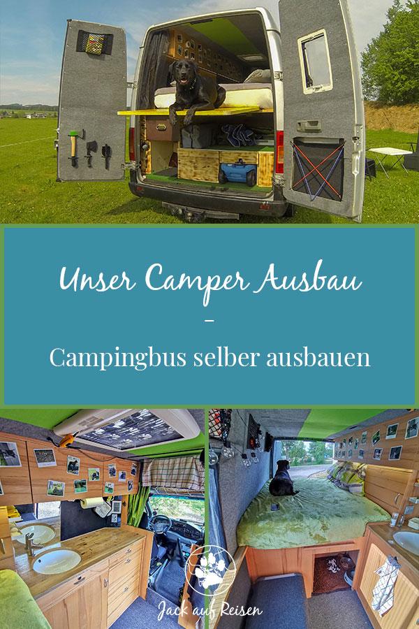 Camper Ausbau Pin