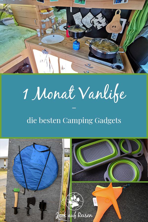 Camping Gadgets Pin