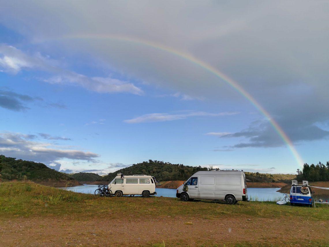 Camping während Corona