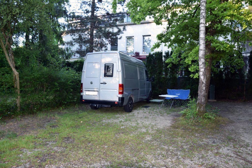 Campingplatz Nord-Sam Salzburg