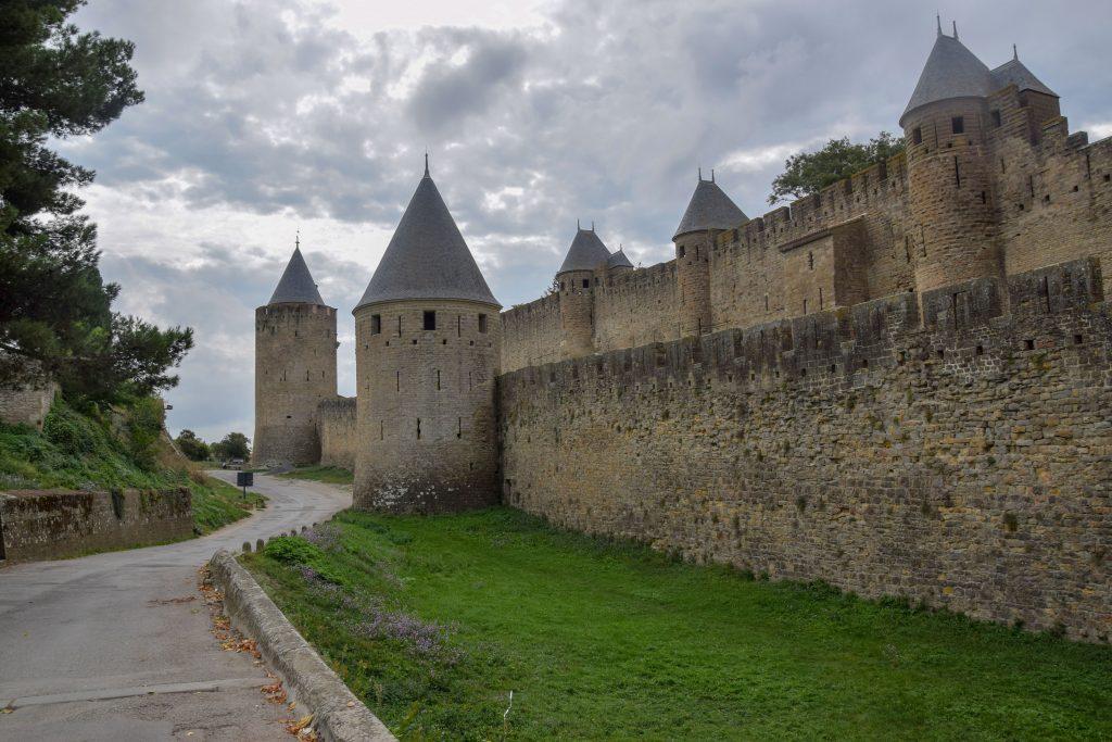 Carcasonne Frankreich