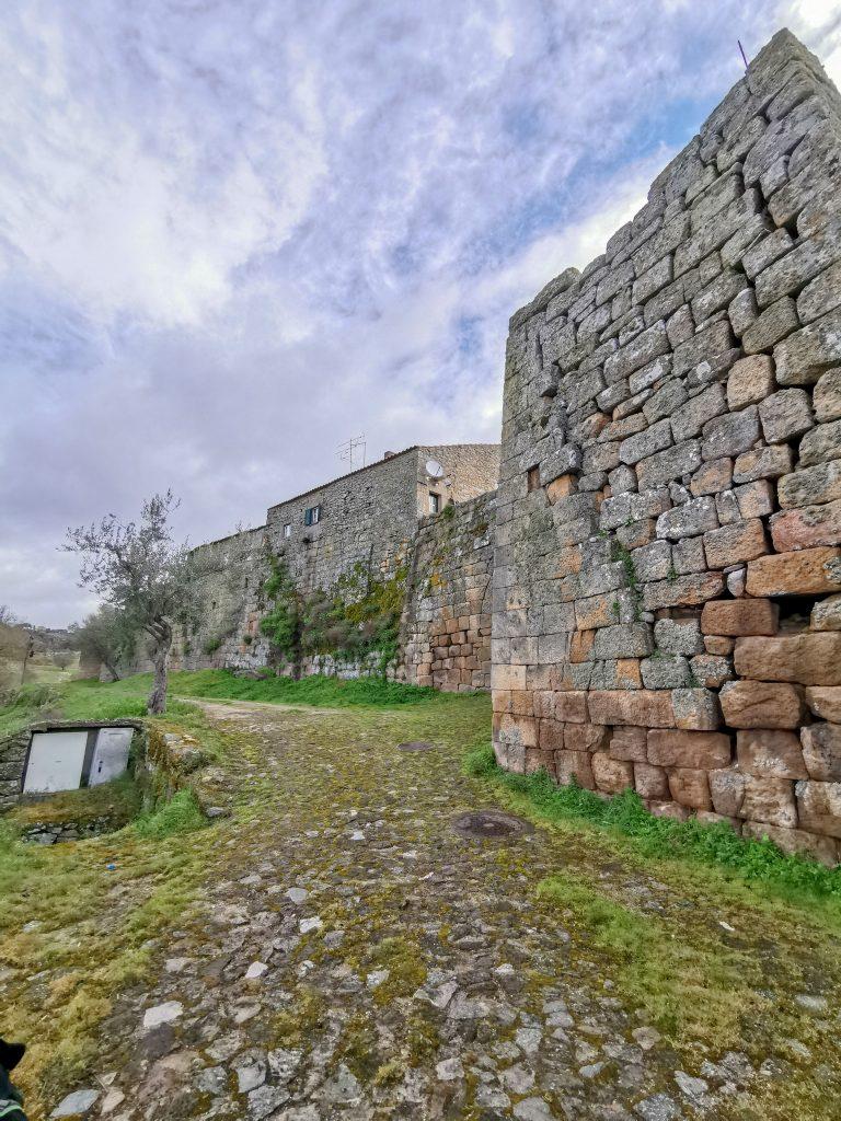 Castelo Mendo Sehenswürdigkeit Portugal