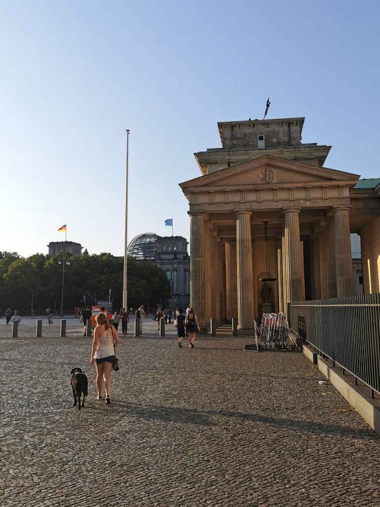Ciytrip durch Berlin