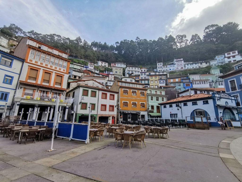 Cudillero Asturien