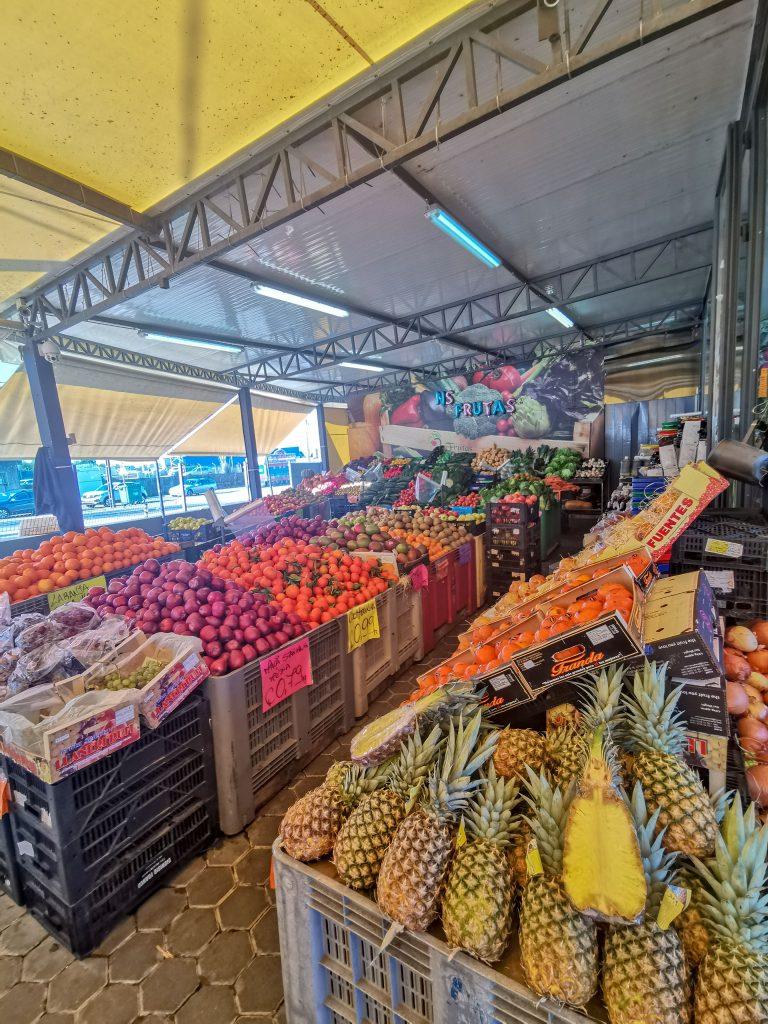 Europareise Obst kaufen