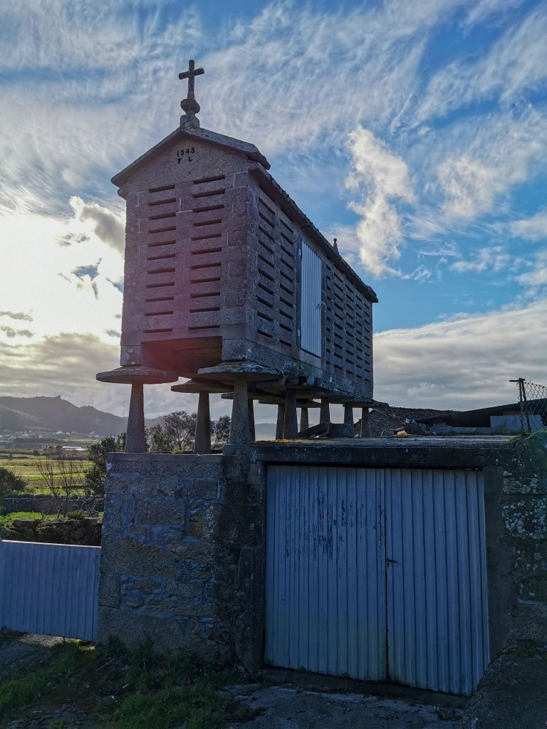 Getreidespeicher Galicien