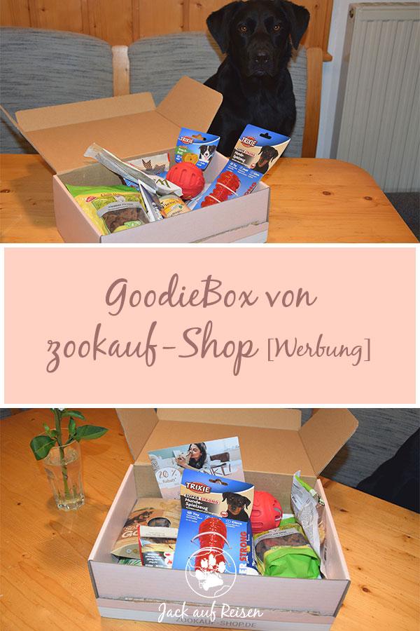 GoodieBox Pin