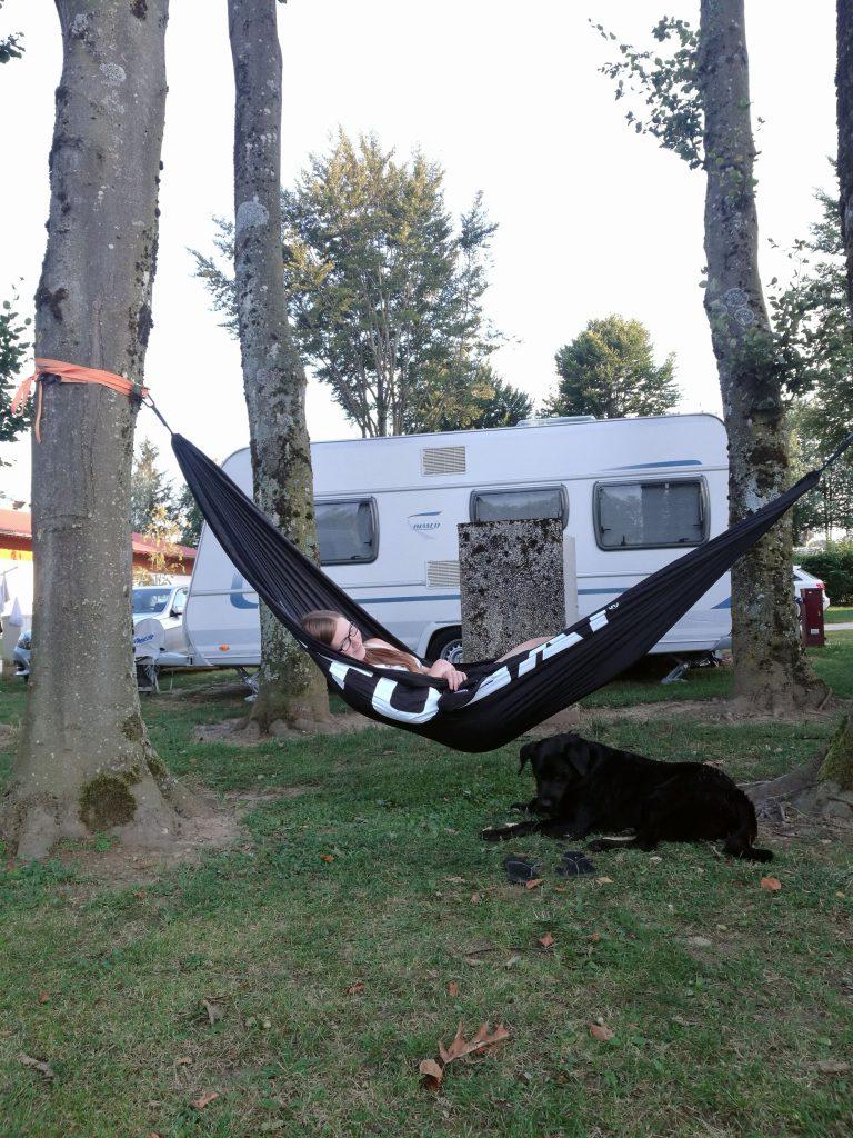 Hängematte Waging am See Camping