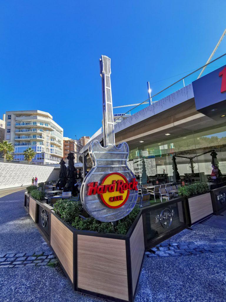 Hard Rock Cafe Malaga