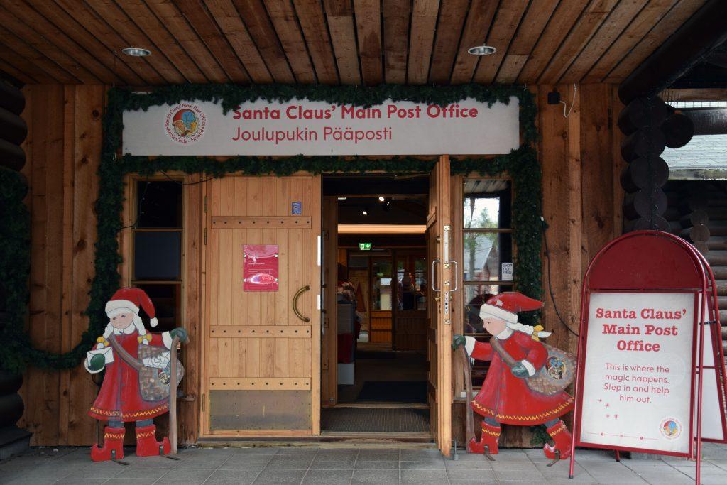 Hauptpostamt Weihnachtsmanndorf