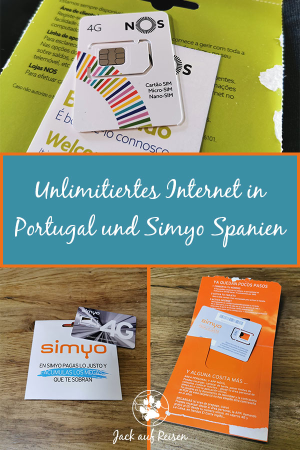 Internet in Portugal Pin