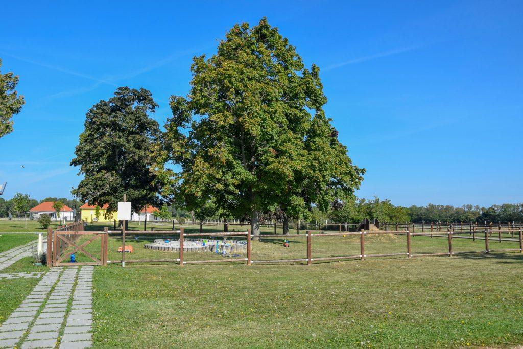 Kinderspielplatz Pro Village