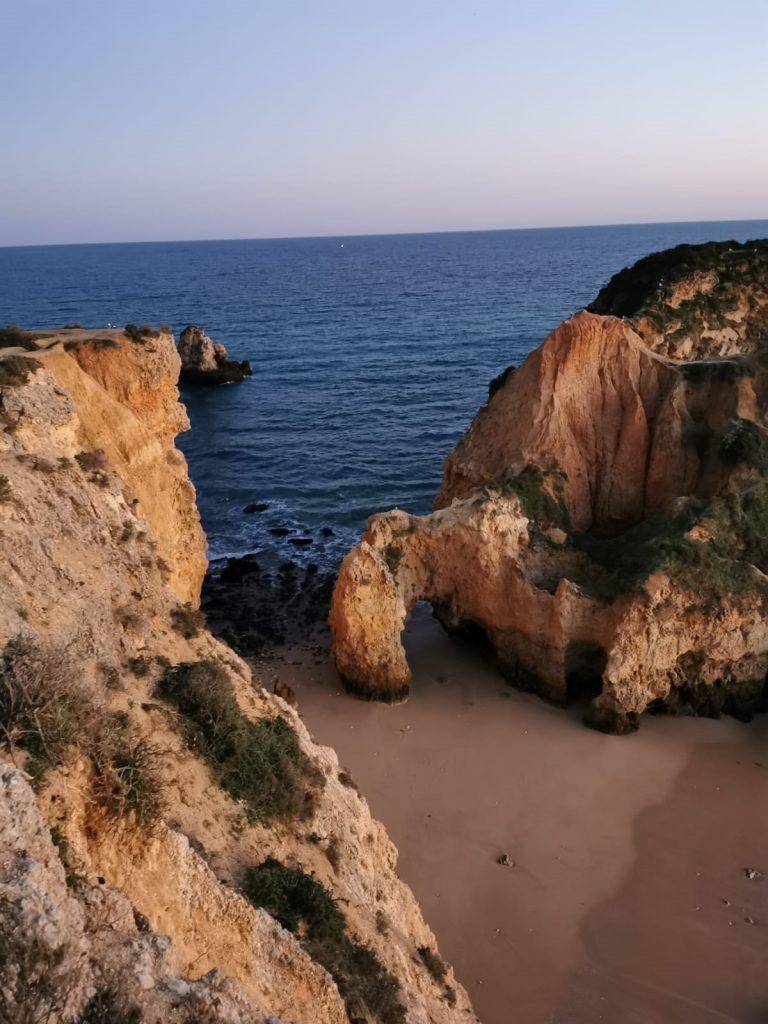 Klippen Algarve