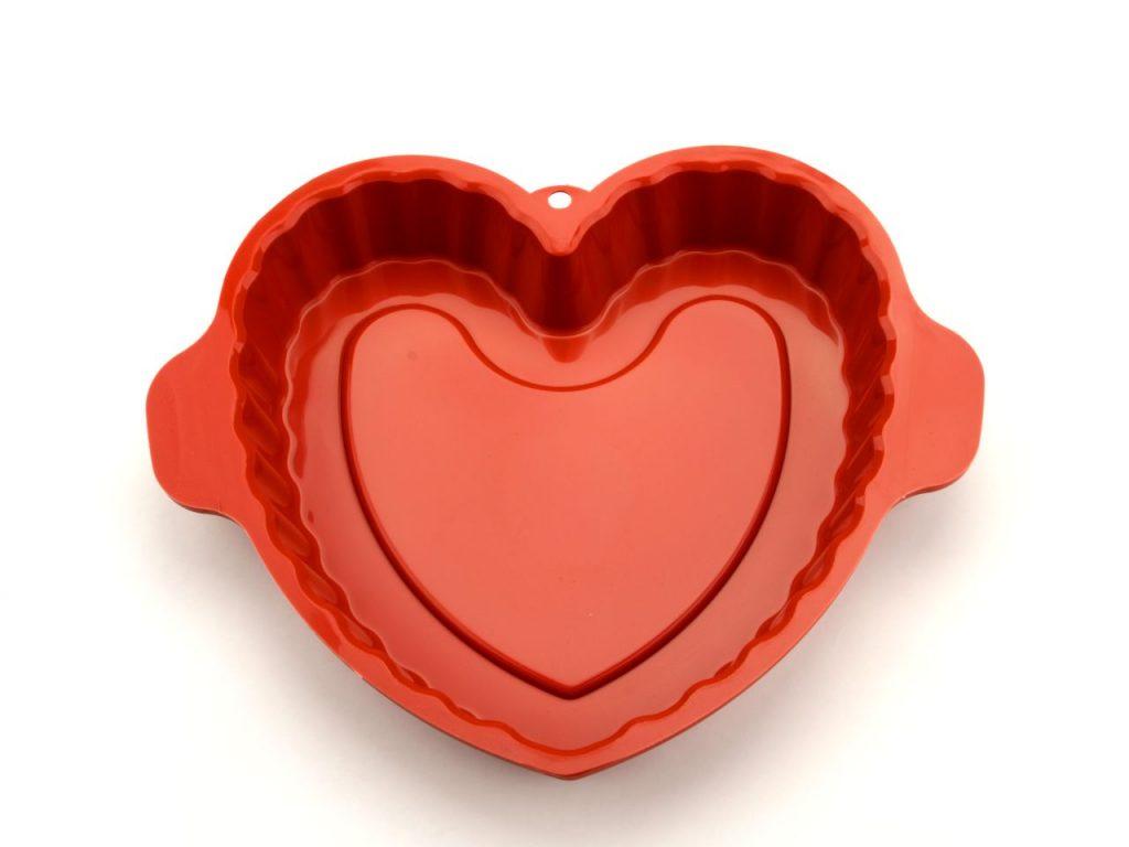 Kuchenform Herz