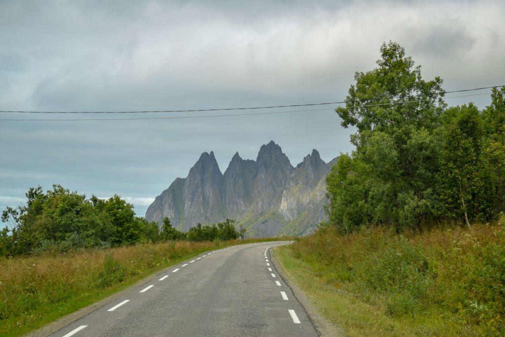 Landschaft Senja