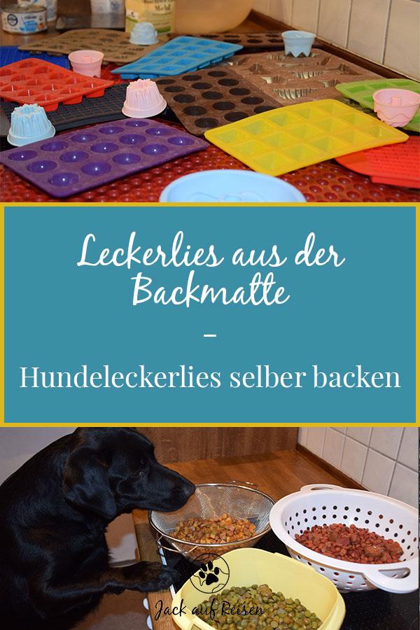 Leckerlies aus der Backmatte