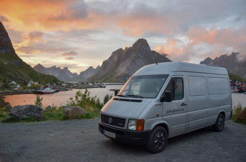 Lofoten Camping