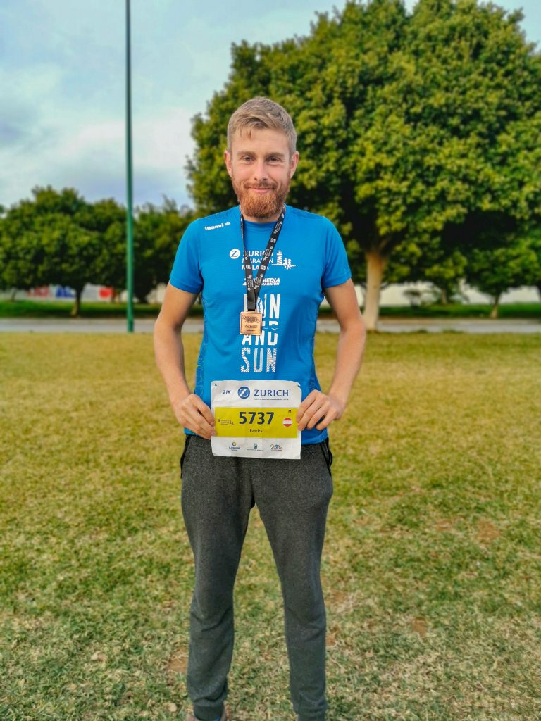 Marathon in Malaga