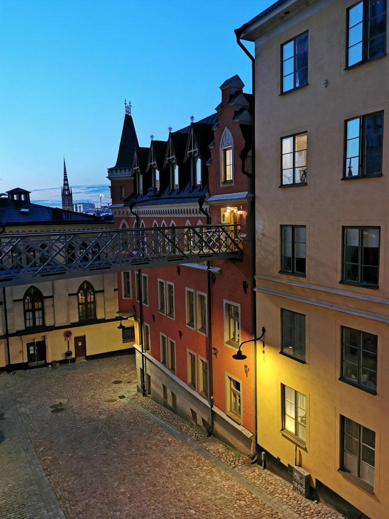 Michael Blomqvist Haus Stockholm