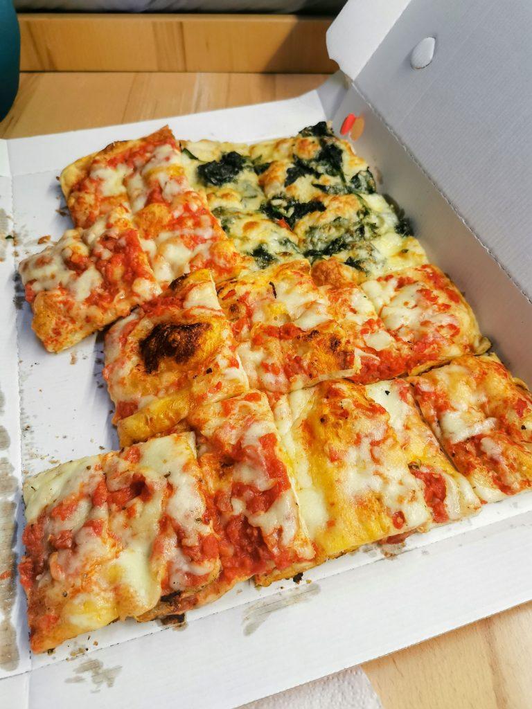 Pizza Italien-Reise