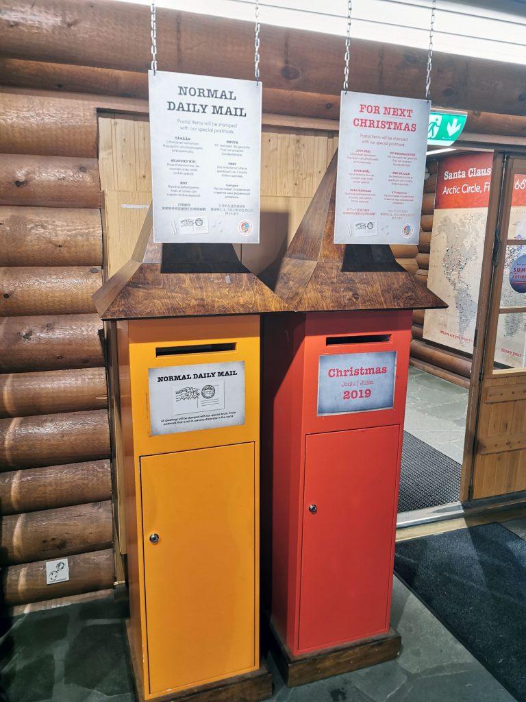Postamt Weihnachtsmanndorf