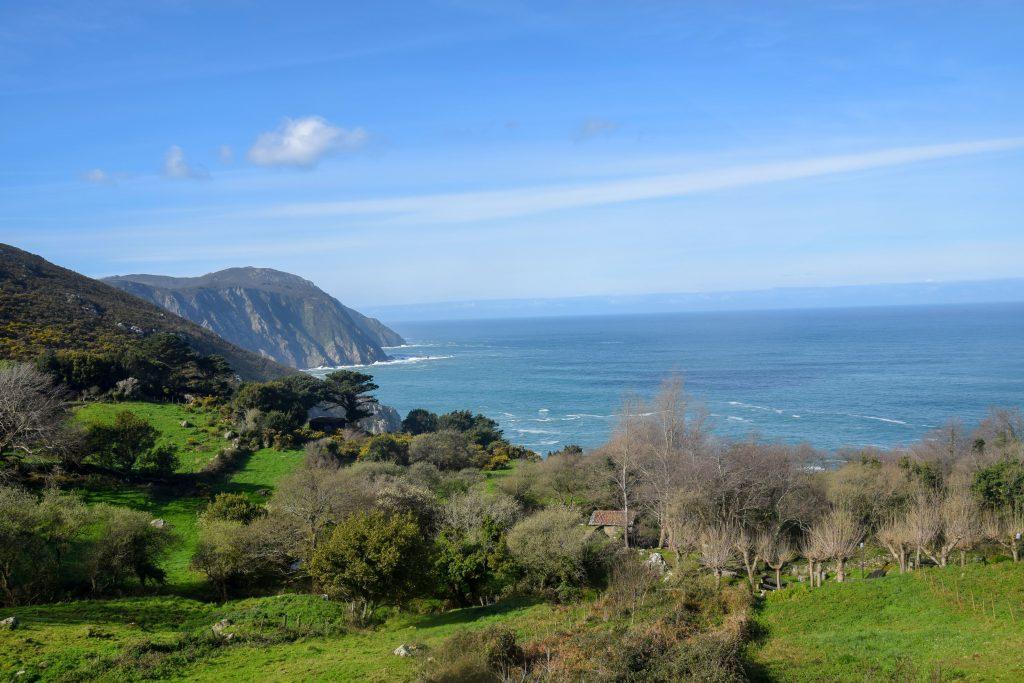 Roadtrip Galicien Sehenswürdigkeiten