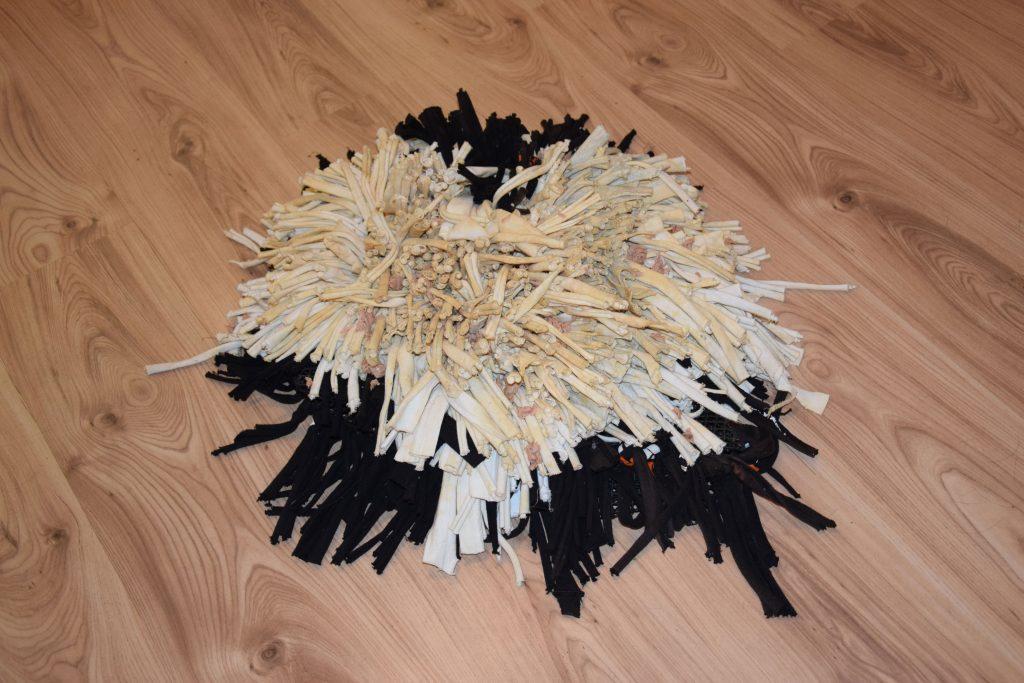 Schnüffelteppich selbstgemacht