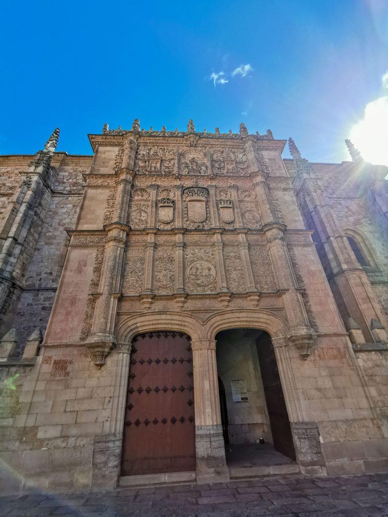 Sehenswürdigkeit Salamanca