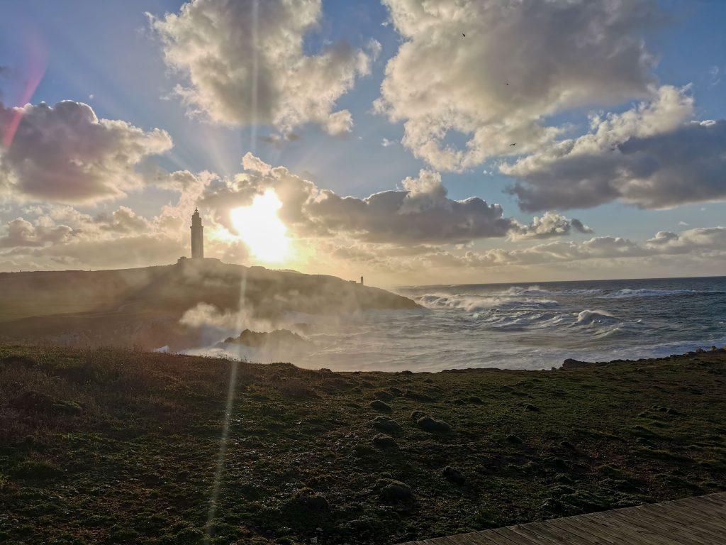 Sehenswürdigkeiten in Galicien A Coruña