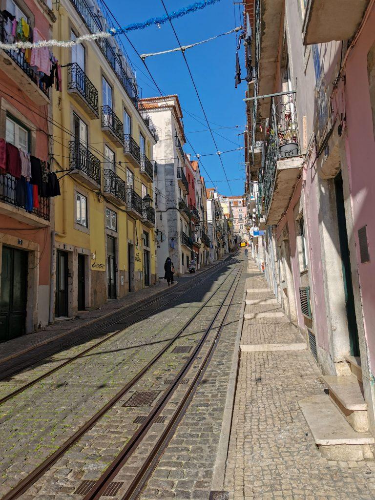 Stadtbesuch Lissabon
