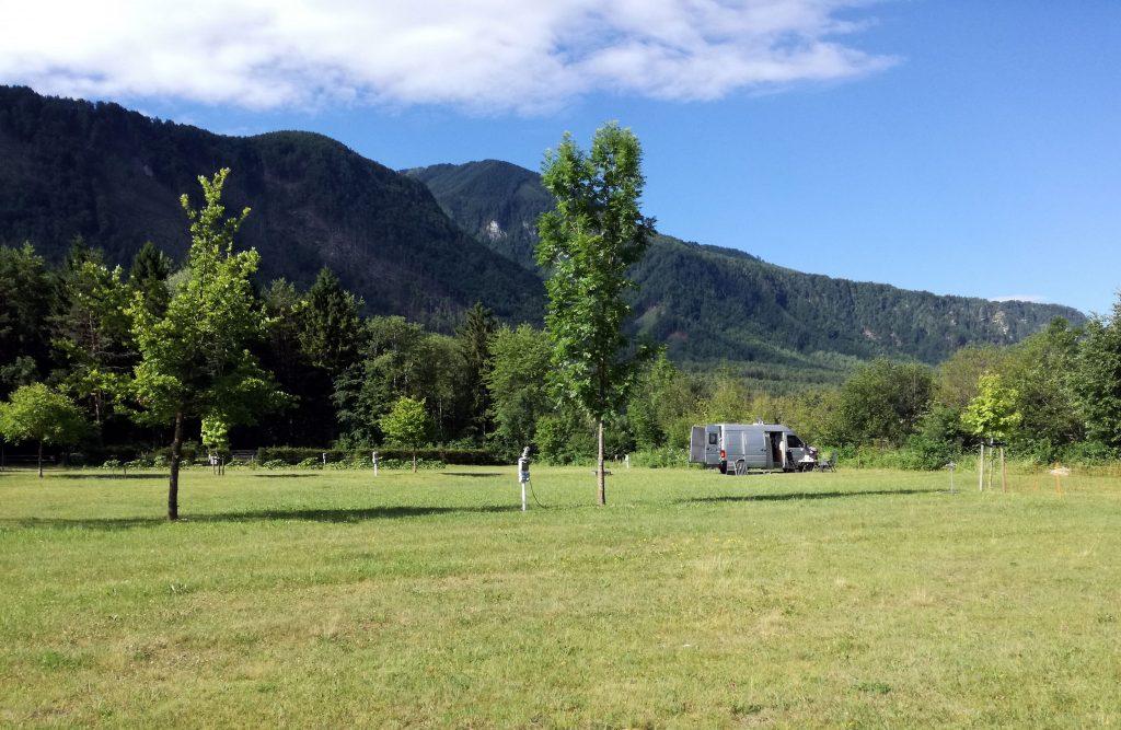 Stellplatz Camping Rosental Roz