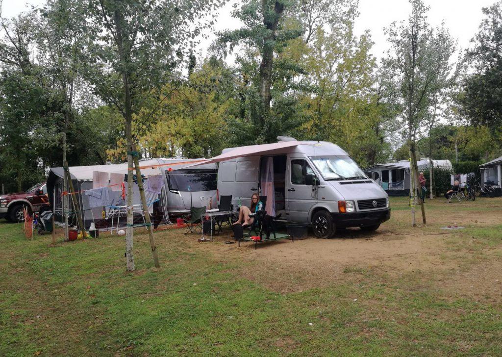 Stellplatz Max Dog Camp Union Lido
