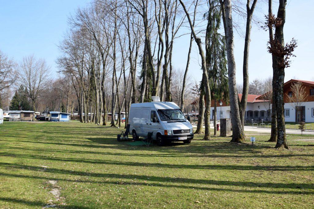 Stellplatz Waging am See Camping