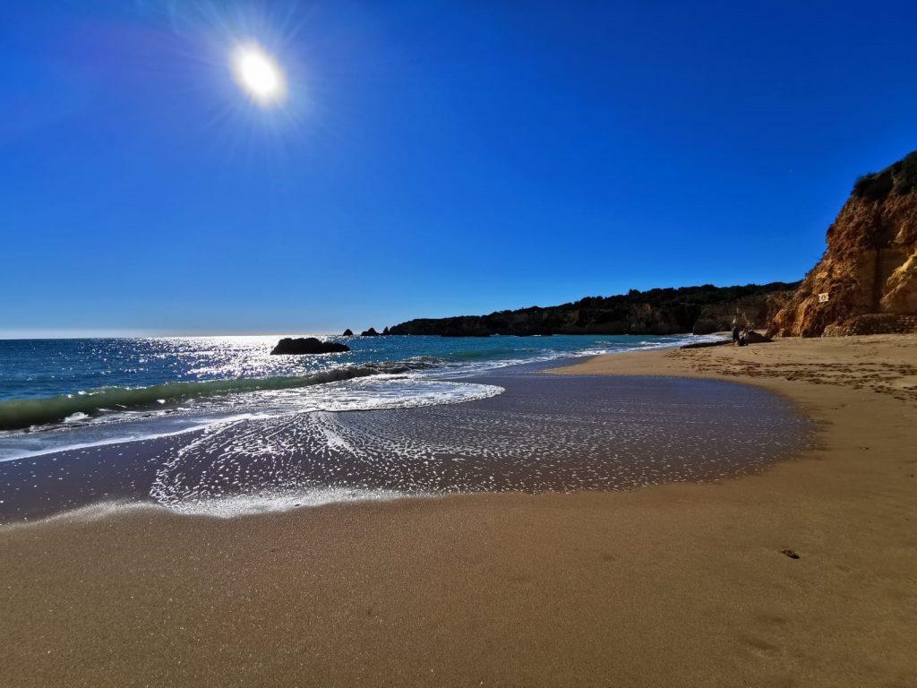 Strand Algarve Camping