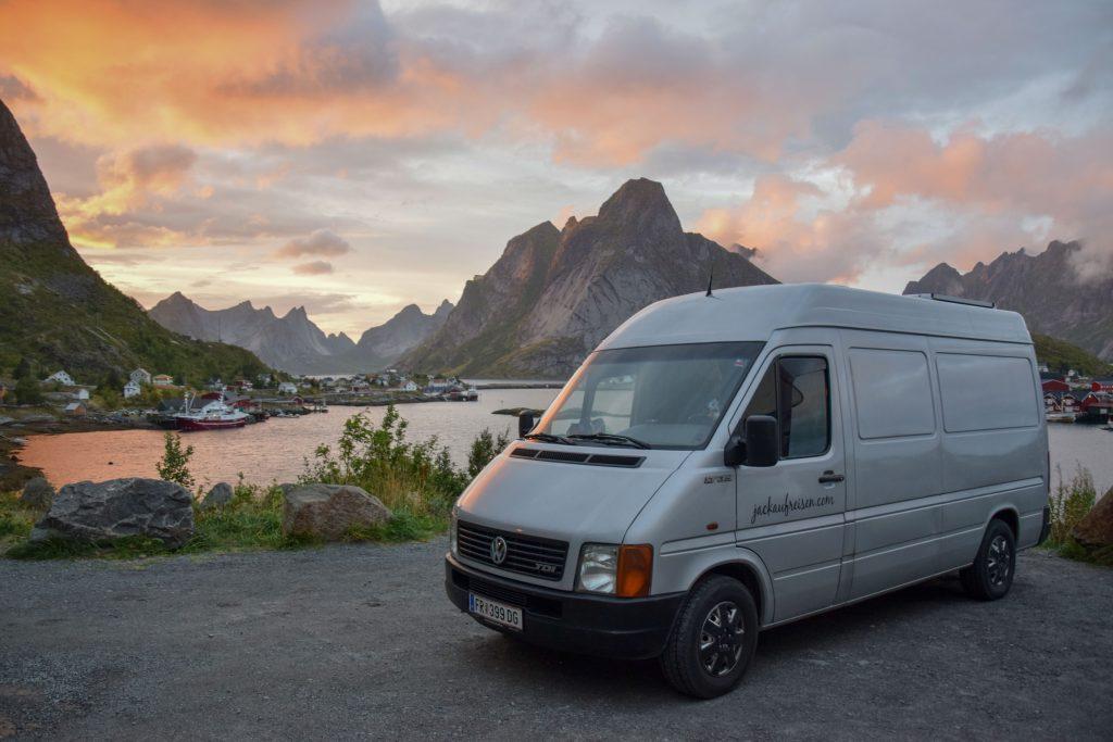 VW LT35 Camper