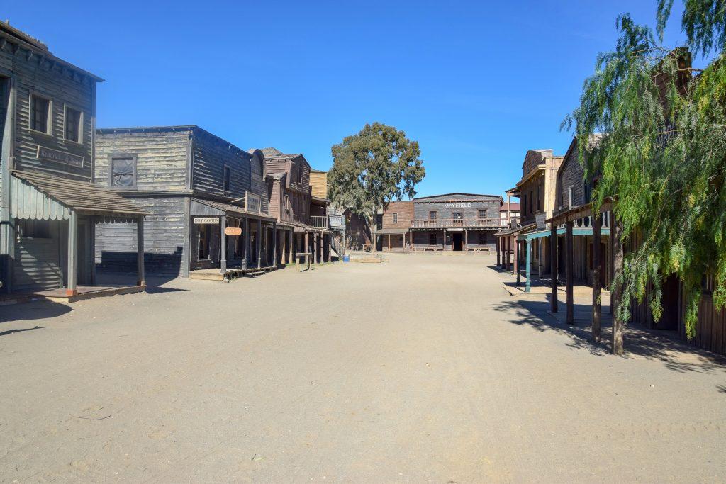 Westernstadt Fort Bravo